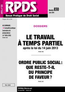 RPDS 830 - Juin 2014