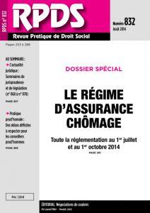 RPDS 832 - Août 2014