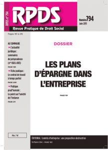 RPDS 794 Juin 2011