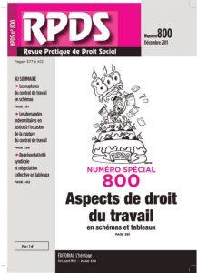RPDS 800 Décembre 2011