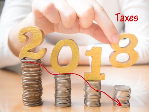Impôt sur le revenu : ce qui change en 2018