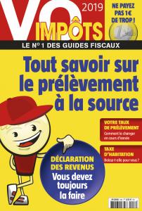 VO Impôts le n°1 des guides fiscaux NVO CGT prélèvement à la source