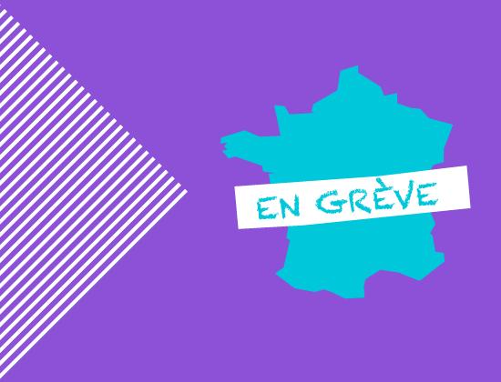 NVO - La Nouvelle Vie Ouvrière, le magazine des militants de la CGT faire grève 5 décembre