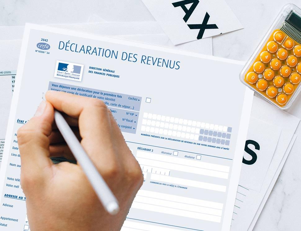 Qui est concerné par la déclaration de revenus tacite ?