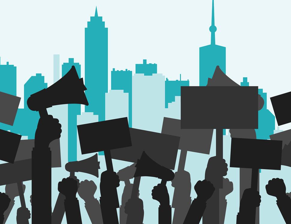 Interdiction de sanctionner les grévistes, sauf faute lourde